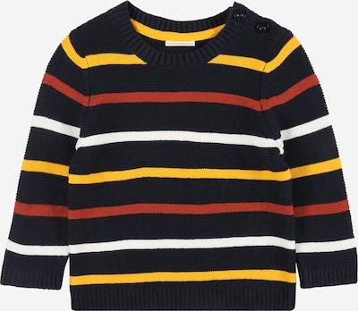 Pulover s.Oliver pe albastru marin / galben / roșu / alb, Vizualizare produs