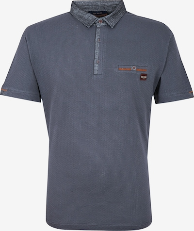 Leif Nelson T-Shirt in anthrazit, Produktansicht