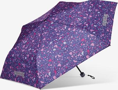 ergobag Regenschirm in lila / pink, Produktansicht