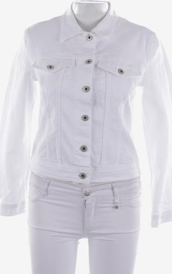 Dondup Sommerjacke in L in weiß, Produktansicht