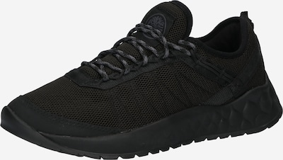 TIMBERLAND Låg sneaker 'Solar Wave' i svart, Produktvy