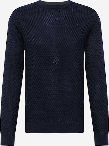 SAND COPENHAGEN Pullover in Blau