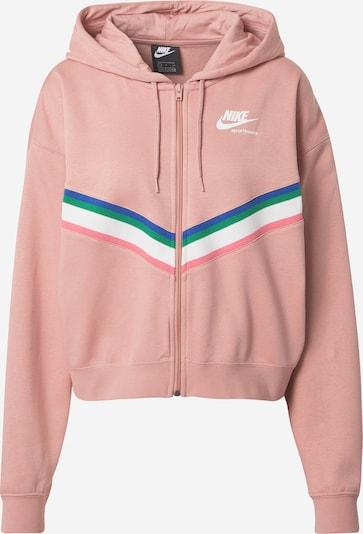 Nike Sportswear Sweatvest in de kleur Gemengde kleuren / Rosé, Productweergave