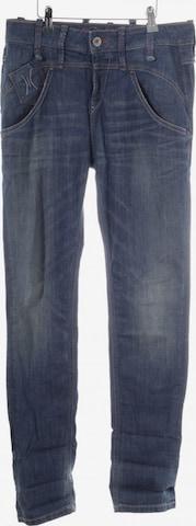 Fornarina Slim Jeans in 27-28 in Blau