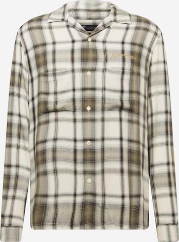 AllSaints Hemd in Beige