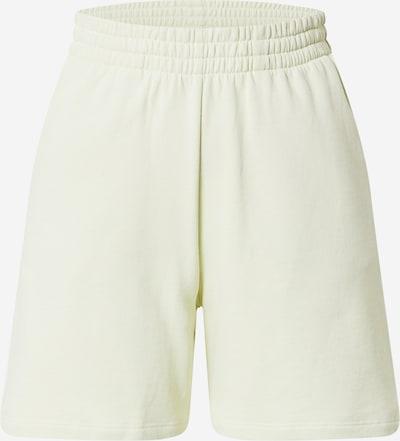 Pantaloni 'Nora' Gina Tricot pe galben pastel, Vizualizare produs