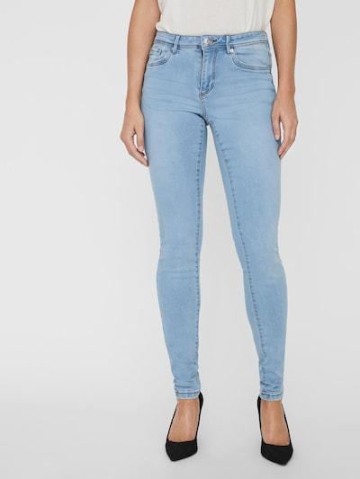 VERO MODA Jeans 'Tanya ' in blue denim, Modelansicht
