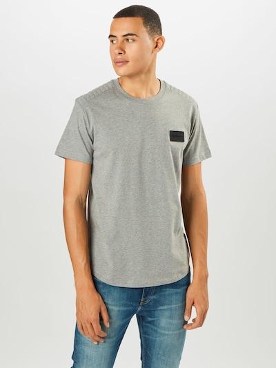 Calvin Klein Jeans Koszulka w kolorze szarym: Widok z przodu