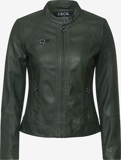 CECIL Between-Season Jacket in Dark green, Item view