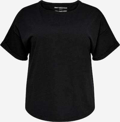 Maglietta ONLY Carmakoma di colore nero, Visualizzazione prodotti