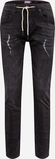 Hailys Men Jeans 'Jamin' in black denim, Item view
