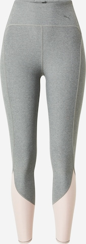 PUMA Workout Pants in Grey