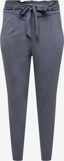 Vero Moda Curve Hose 'EVA' in taubenblau: Frontalansicht