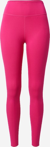 Pantaloni sportivi 'One Luxe' di NIKE in rosa
