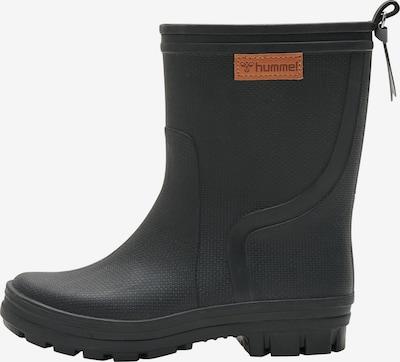 Hummel Regenlaarzen in de kleur Zwart, Productweergave