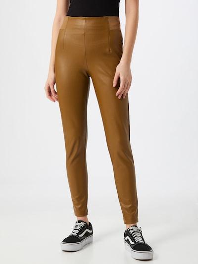 VILA Leggings 'VIANNAS NEW HWSK' in camel, Modelansicht