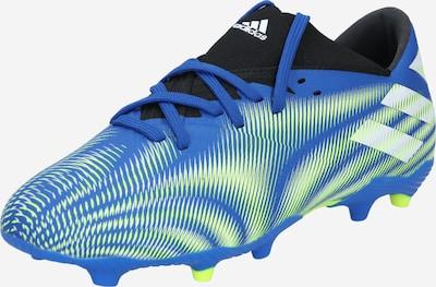 ADIDAS PERFORMANCE Zapatillas de fútbol 'Nemeziz .2' en azul real / amarillo / negro / blanco, Vista del producto