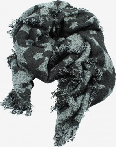 Laura Torelli Scarf & Wrap in One size in Light grey / Black, Item view