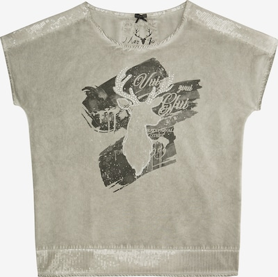 MARJO Trachtenshirt in grau, Produktansicht