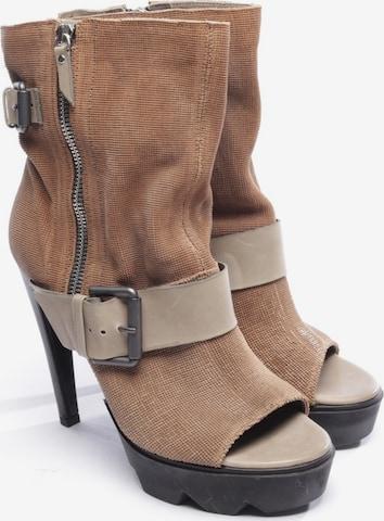 VIC MATIÉ High Heels & Pumps in 35 in Brown