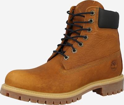 TIMBERLAND Snørestøvler i cognac, Produktvisning