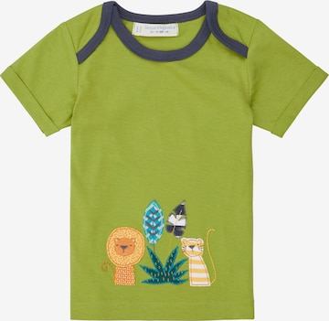 Sense Organics Shirt 'Tobi' in Grün