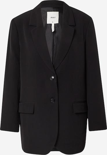 OBJECT Blazer 'SALLY' en noir, Vue avec produit