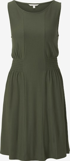TOM TAILOR DENIM Kleid in grasgrün, Produktansicht