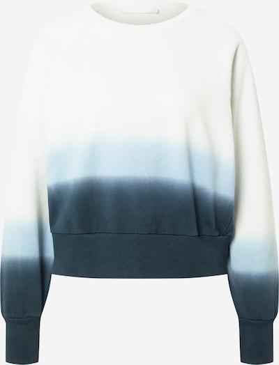 BOSS Casual Sweatshirt 'Edip' i lyseblå / mørkeblå / hvid, Produktvisning
