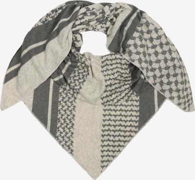Zwillingsherz Shawl in grey / black / white, Item view