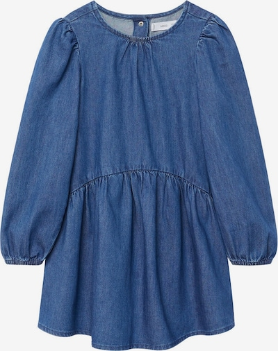 MANGO KIDS Kleid 'Camille' in blue denim, Produktansicht