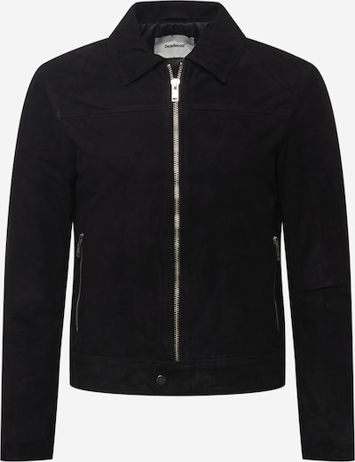 Deadwood Jacke in schwarz, Produktansicht