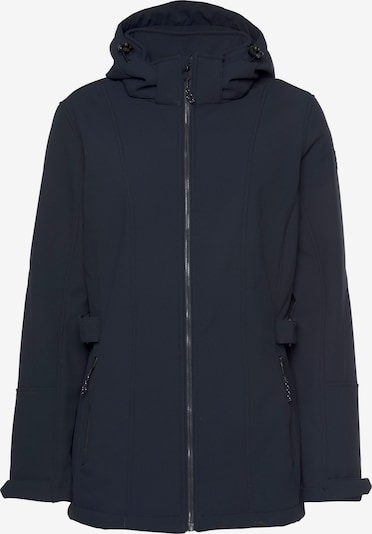 KILLTEC Outdoor Jacket in Dark blue, Item view