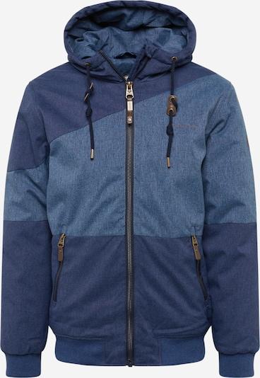 Ragwear Tussenjas 'BRIGER' in de kleur Blauw / Nachtblauw, Productweergave