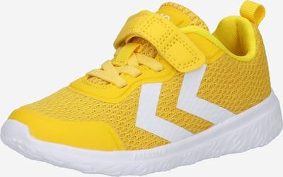 Hummel Sneaker 'ACTUS' en gelb / weiß, Vue avec produit