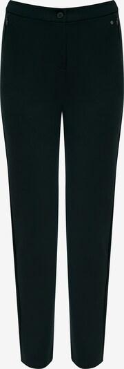 Finn Flare Jerseyhose in dunkelgrün, Produktansicht