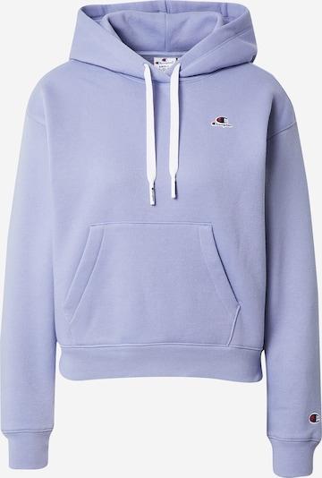 Champion Authentic Athletic Apparel Sweatshirt in lila, Produktansicht