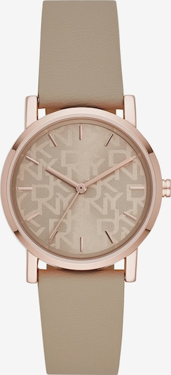 DKNY Analog Watch in Beige / Rose gold, Item view