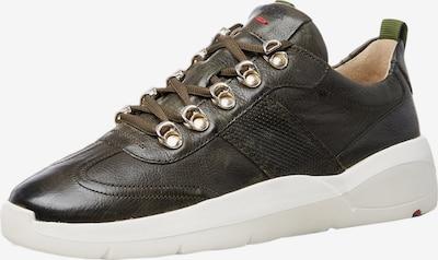 LLOYD Schuhe in braun / dunkelgrün, Produktansicht