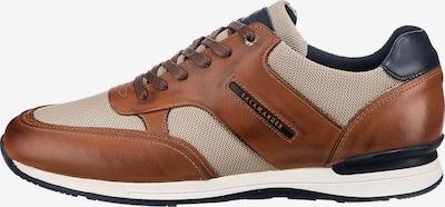 SALAMANDER Sneaker ' Avato' in beige / navy / cognac / weiß, Produktansicht
