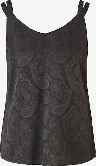 COMMA Top in Grey / Dark grey, Item view