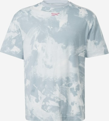 Reebok Sport T-Shirt in Blau