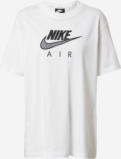 Nike Sportswear Paita värissä musta / valkoinen, Tuotenäkymä