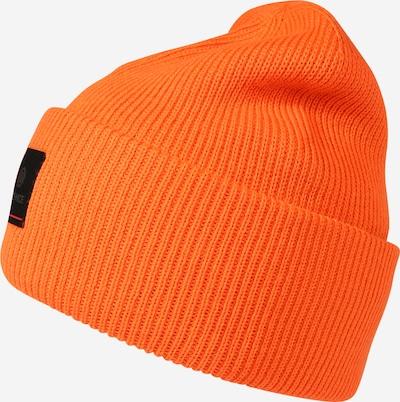 Bogner Fire + Ice Bonnet 'TAREK' en orange, Vue avec produit