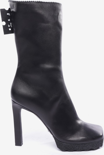 Off-White Stiefel in 41 in schwarz, Produktansicht