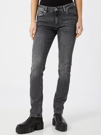 Q/S designed by Jeans in grey denim, Modelansicht