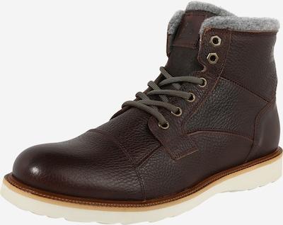 Boots stringati BULLBOXER di colore marrone scuro, Visualizzazione prodotti