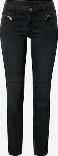 MORE & MORE Jeansy 'Biker Denim' w kolorze czarnym, Podgląd produktu