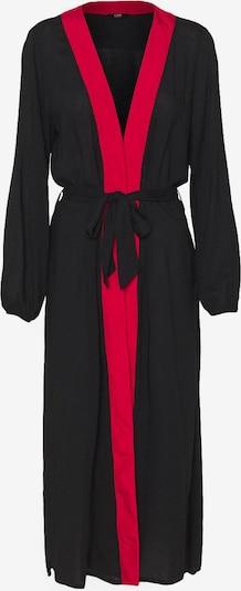 Karl Lagerfeld Kimono 'Library' in de kleur Rood / Zwart / Wit, Productweergave