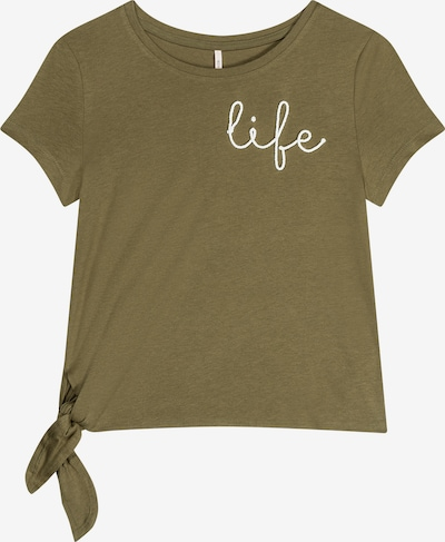 KIDS ONLY Shirt 'Tessa' in Olive, Item view
